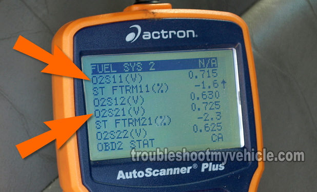 How To Test The Front Oxygen Sensors (4.0L Ford)