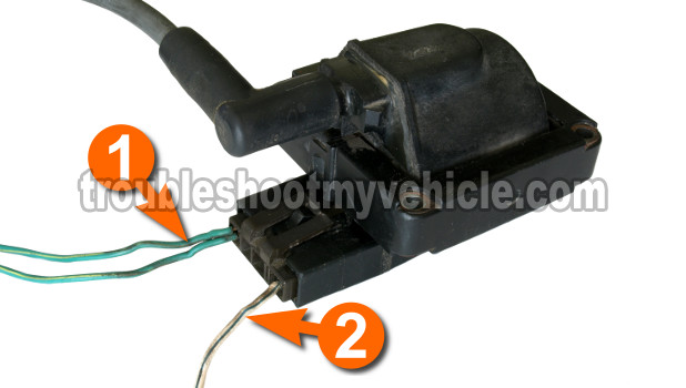 image_1 part 1 ignition coil test no spark no start tests (ford 4 9l 351 Windsor Ignition Wiring Diagram at gsmx.co
