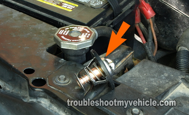 Part 1 How To Test The Thermostat Gm 43l 50l 57lrhtroubleshootmyvehicle: 2001 Blazer Thermostat Location At Elf-jo.com