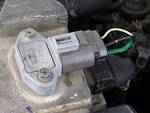 Power Transistor Test and Ignition Coil Test 2.4L Nissan Altima (1993-1997)