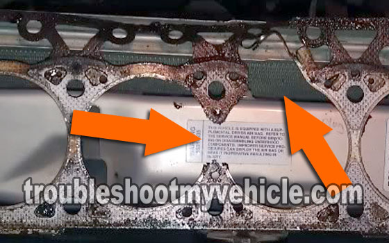 image_1 part 1 how to troubleshoot a blown head gasket (nissan 2 4l, 2 5l) Nissan Xterra Camping at bayanpartner.co