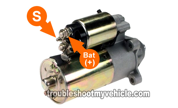 image_T_1 part 1 how to test the starter motor (ford 4 6l, 5 4l)  at soozxer.org