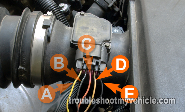 How To Test The Intake Air Temp (IAT) Sensor (GM 3.5L RWD)