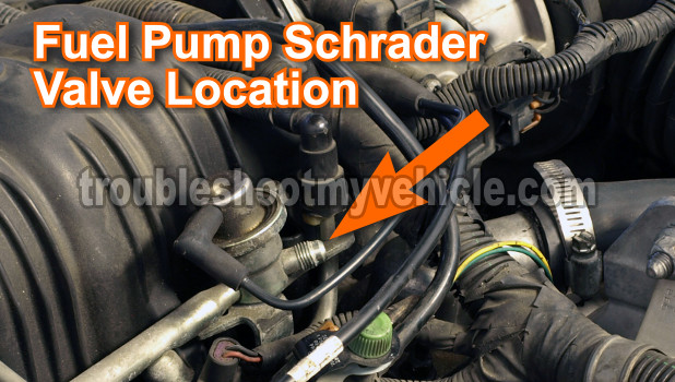 Part 1 How To Test The Fuel Pump Gm 3 8l