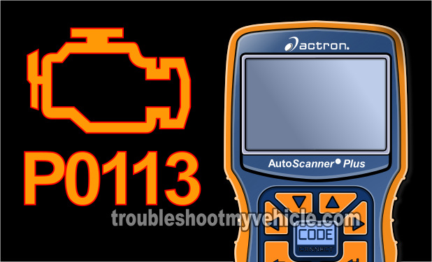 How To Test A P0113 Diagnostic Trouble Code (GM 3.8L)
