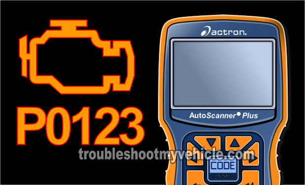 How To Test A P0123 Diagnostic Trouble Code (Honda 2.2L, 2.3L)