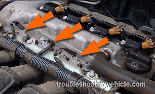 How To Test The Fuel Injectors (Toyota 1.8L)
