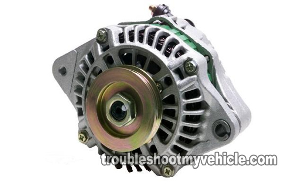 How To Test The Alternator (1996-2000 1.6L Honda Civic)