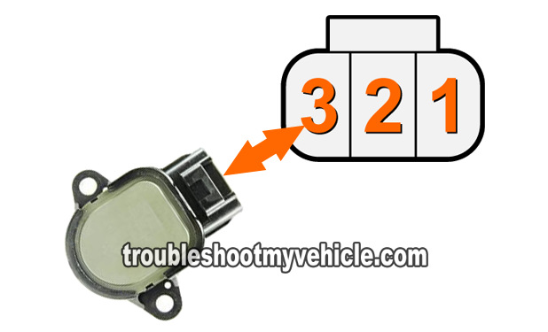 How To Test The Throttle Position Sensor (TPS) -1998-2002 1.8L Toyota