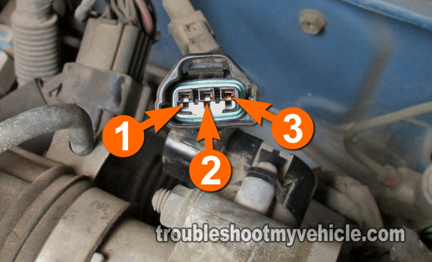 How To Test The Throttle Position Sensor -TPS- (1998, 1999, 2000, 2001 1.3L Suzuki Swift / Chevy Metro)