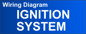 Ignition System Wiring Diagram 1992-1995 2.2L Toyota Camry