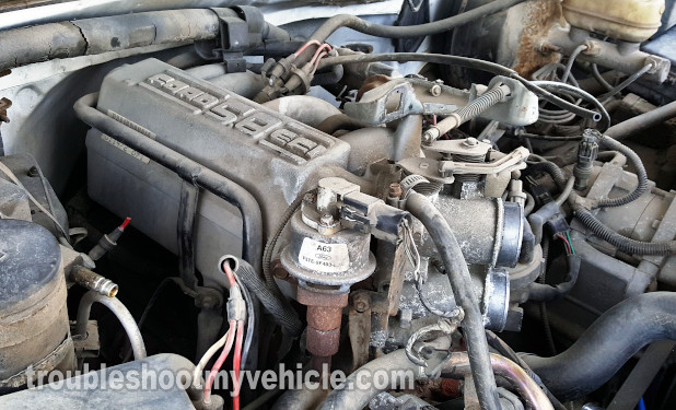 Part 1 How To Test The Fuel Injectors 5 0l Engine 5 8l Engine