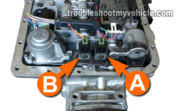 part 1 -shift solenoid a and b tests (gm 4.3l, 5.0l, 5.7l)  troubleshootmyvehicle.com