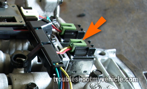 how to test the 1-2 and 2-3 shift solenoids (gm 4l60