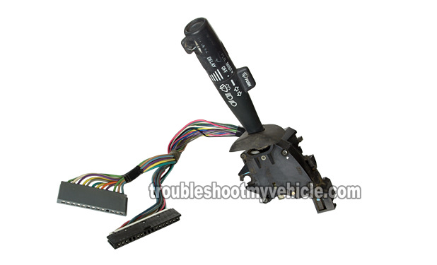 Part 1 How To Test The Turn Signal Switch Step By. How To Test The Turn Signal Switch Step By. Chevrolet. Chevy 5500 Wiring Turn Signals At Guidetoessay.com