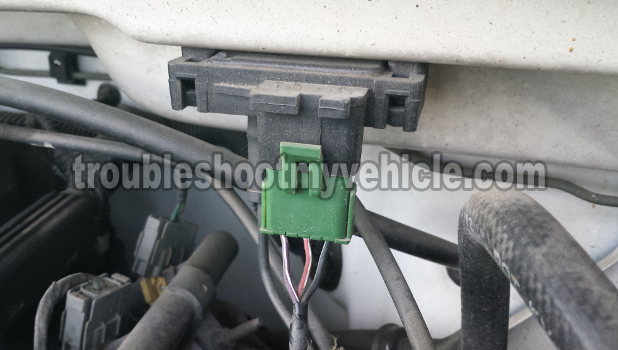 How To Test The Map Sensor With A Multimeter Jeep 2 5l 4 0l
