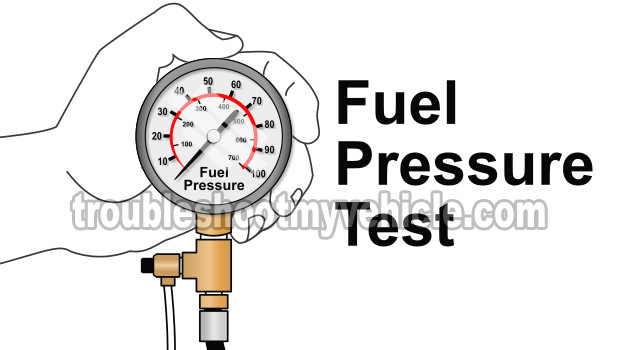 1991 honda accord fuel pressure test