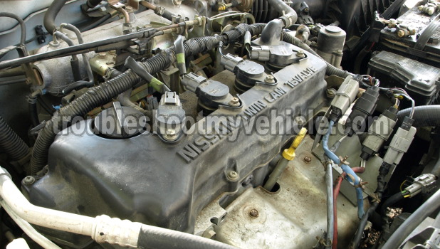 How To Test engine compression (Nissan 1.8L)