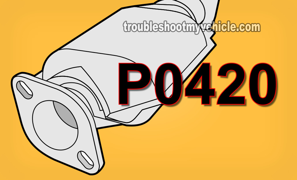 How To Test A P0420 Diagnostic Trouble Code (GM 3.8L)