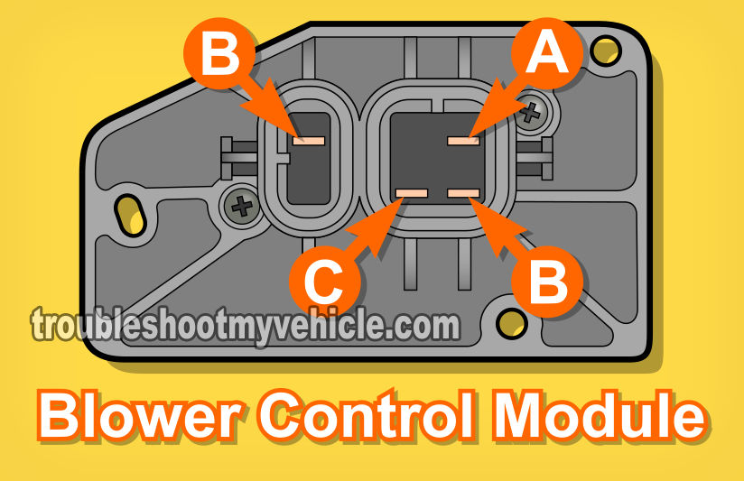How To Test The Blower Control Module (3.8L GM)