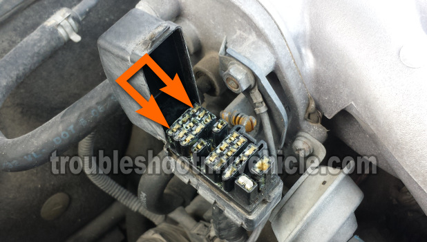 Toyota Camry Ignition Wiring
