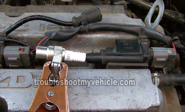 Part 3 -How To Test the Ignition Coils (1999-2001 1 6L Mazda