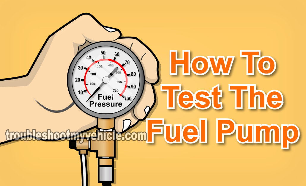 How To Troubleshoot The Fuel Pump (2008, 2009, 2010 2.4L Ecotec)