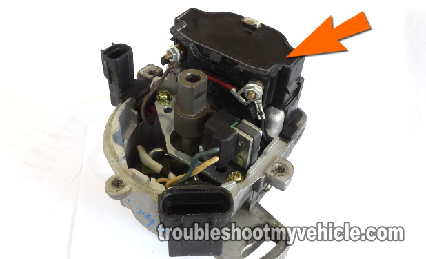 Part 1 -How To Test The Ignition Coil (1992-1995 2.2L Toyota Camry)troubleshootmyvehicle.com
